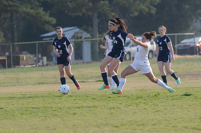 west stanly womens soccer 4/2/14