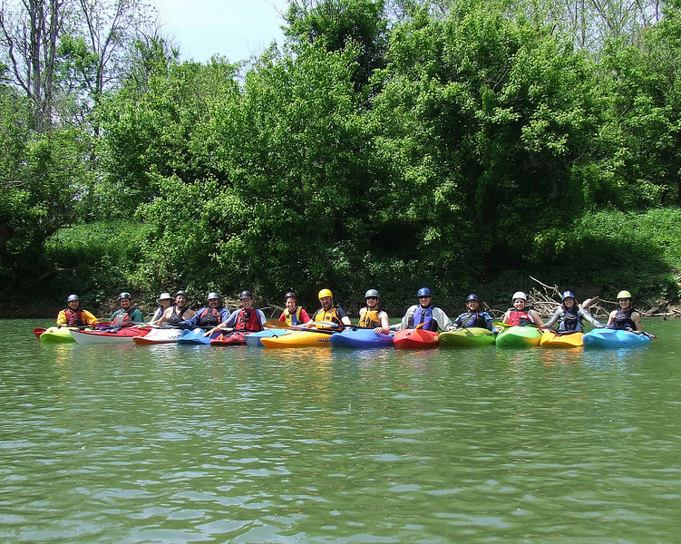 Whitewater River (IN) 2008