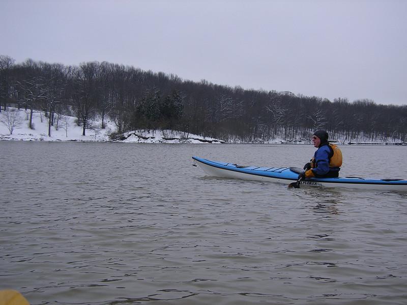 Winton Woods Lake
