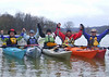 New Years Day at Miami Whitewater Park