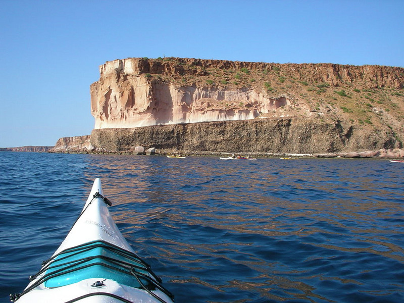 More sea kayaking on the Sea of Cortez
