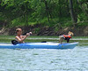 Paddlers big and small