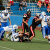 #47 Trent on the tackle