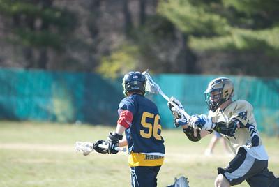 XBHS Freshman Lax : 2012