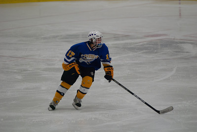 XBHS Freshman hockey 2011-2012