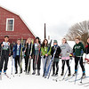 Last regular season race for the 2010/2011 NRHS XC ski team