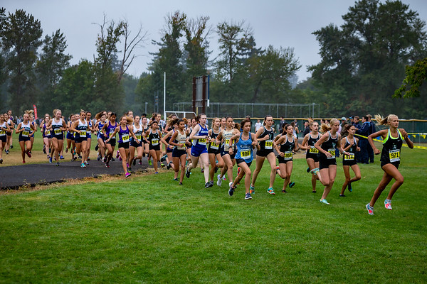 Spartan Invite XC race