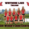 201 Whitmore Lake womens XC 8x10