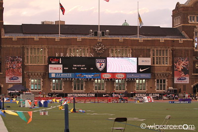 Franklin Field.  Penn.  Philadelphia, PA