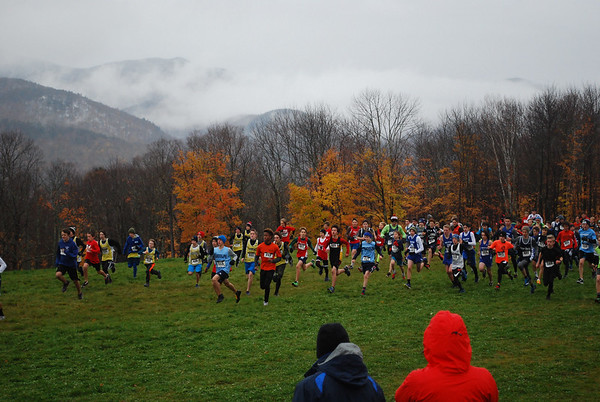 VT State Cross Country Meet 10/29/16