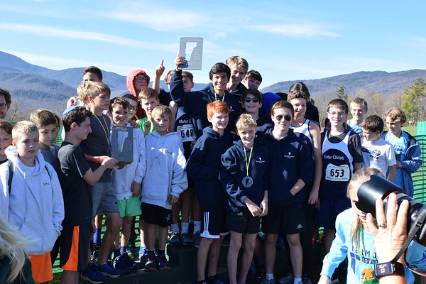VT State Middle School Championships