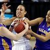 NCAA Albany North Carolina Basketball