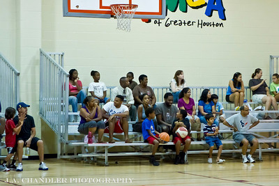 YMCA Basketball 2011 Final Game