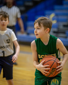YMCA Basketball - Kansas City Sonics