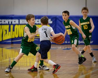 YMCA Basketball - Kansas City Sonics