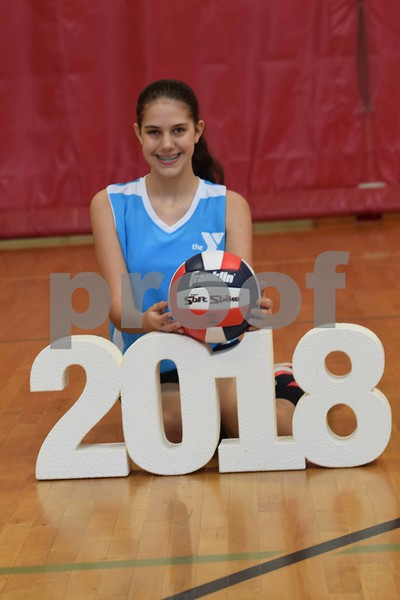 YMCA Volleyball Aug. 2018