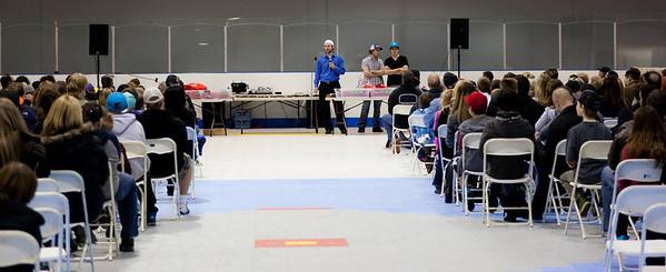 YOUTH AWARDS - Hockey House March 2014