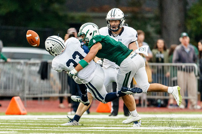 Yale vs Dartmouth Football 2017