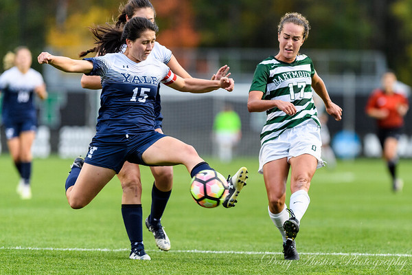 Yale vs Dartmouth Women's Soccer