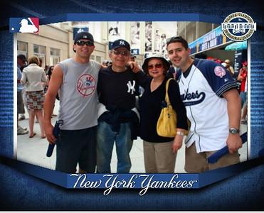 Yankee Game - New Stadium - May 24, 2009 with Joe and Jeff