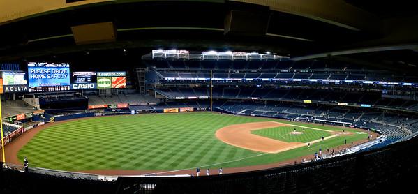 Yankee Stadium 090909