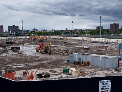 Yankee Stadium May 2010