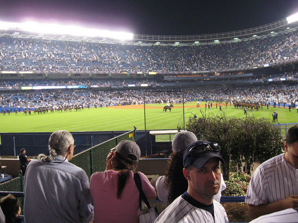 Yankee Stadium  the last day