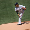 Tanaka warms up