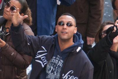 Yankees Parade 11-6-2009