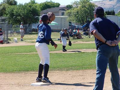 Tournament Game 2 Yankees vs. Twins  6-5-10