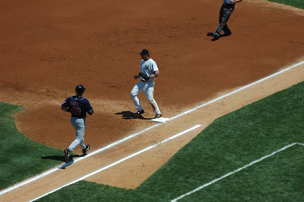 Yankees v. Cleveland