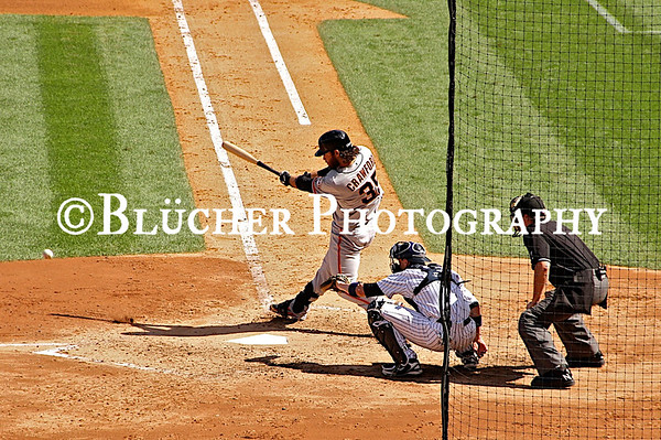Yankees v Giants 9.21.13