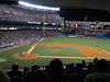 The Stadium in the seventh inning