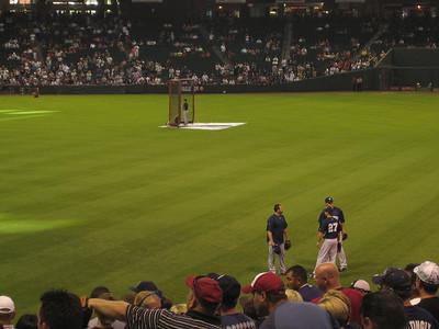 Yankees vs Diamondbacks June 2010