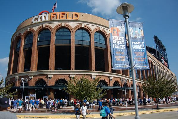 Yankees vs Mets September 19, 2015