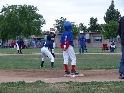 Yankees vs Oakridge Cubs 5-19-10