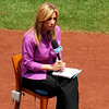 Yankee broadcaster, Kim Jones
