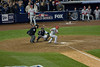 Final out sequence 2 of 6 - Victorino hits ball to Cano