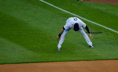 Yanks -KC -Yankee Stadium -Sept 5 2014