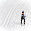 1.5 km Classique:  Stella près de l'arrivée<br /> Mont Orford, January 29, 2011