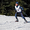 Parc de la Mauricie 2km Skate, Tom @ the finish<br /> April 2, 2011