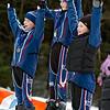 1 km Classic:  Lili, Stella & Eugénie<br /> Parc de la Mauricie, January 8, 2011