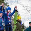 Gold & Silver for Skinergie<br /> PeeWee girls<br /> April 2, 2011