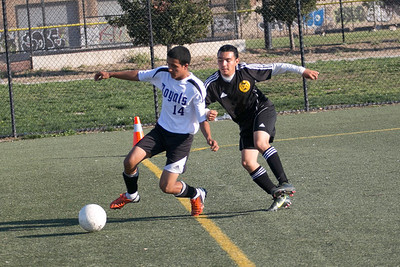Men's Soccer VS LPS Hayward 10/22/2013