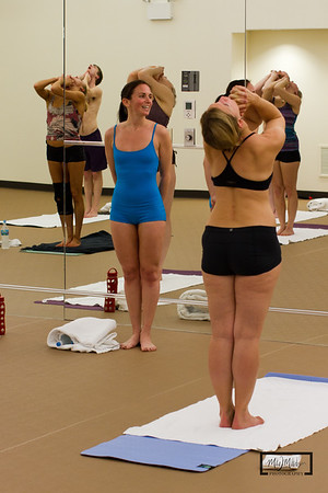 VIP Night at the new Bikram Yoga Chicago South Loop© Copyright m2 Photography - Michael J. Mikkelson 2009. All Rights Reserved. Images can not be used without permission.