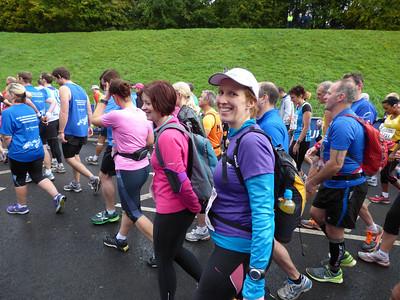 York Marathon 2013