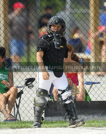 Catchers - Hobart Little League .. May 19 , 2013