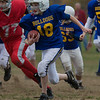 Youth Football 2008 - Quabbin vs. East Longmeadow Sat. 10-25-08
