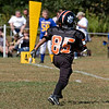Youth Football 2009 - Quabbin vs. South Hadley Sun. 9-20-09