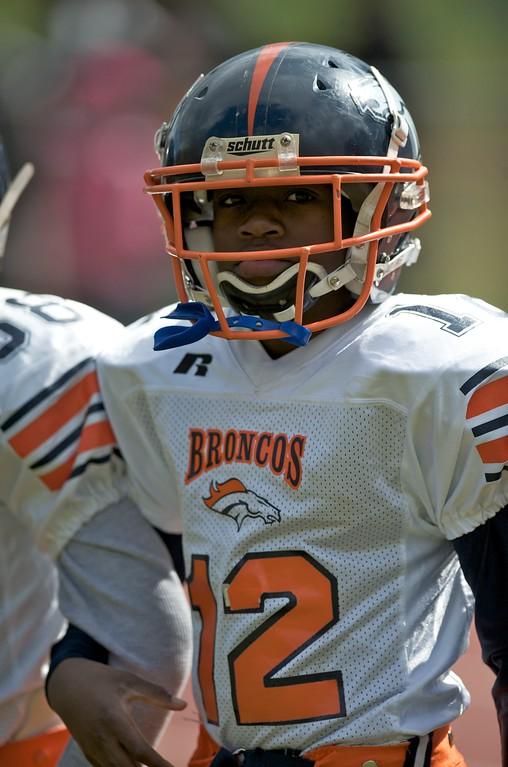 2011 Freedom Drive Broncos vs South West Seminoles Jr PeeWee